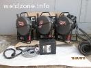 Продам полуавтоматы LN 23P   и доп.оборудование к нему.