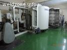 Установка вакуумной металлизации для массового производства
