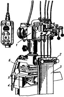 Автомат для электрошлаковой сварки плавящимся мундштуком А1304