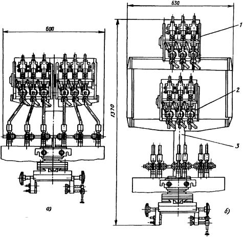Автомат для электрошлаковом сварки АШ113