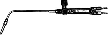 Горелка инжекторная Г2-05 малой мощности