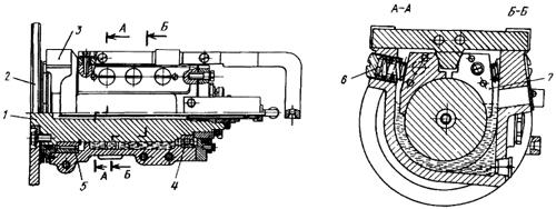 Скользящий токоподвод шовной машины