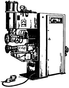 Шовная машина переменного тока МШ-3207