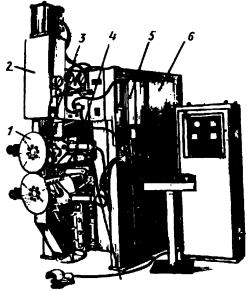 Низкочастотная шовная машина МШН-8501