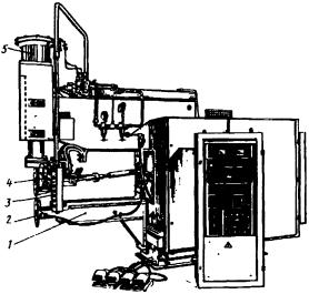 Шовная машина постоянного тока МШВ-7501