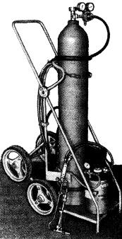 Комплект оборудования КЖГ-1  с резаком РК-02