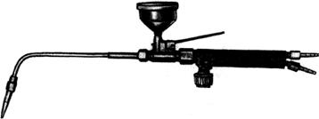 ГН-2 горелка для наплавки газопорошковой