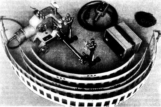 """""""Орбита БМ"""", Переносная машина для кислородной резки труб"""